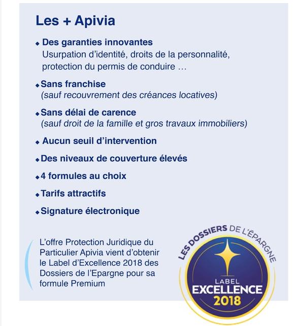 Apivia Protection Juridique Du Particulier
